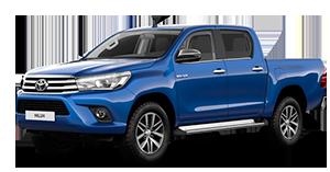 Toyota Hilux - Concessionario Toyota Cagliari