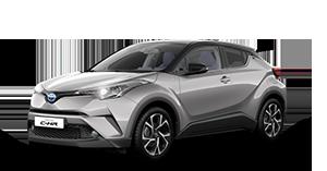 Toyota C-HR - Concessionario Toyota Cagliari
