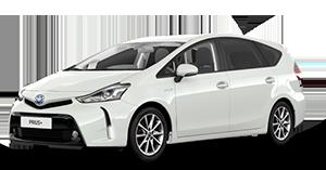 Toyota Prius+ - Concessionario Toyota Cagliari