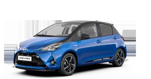 Toyota Yaris - Concessionario Toyota Cagliari
